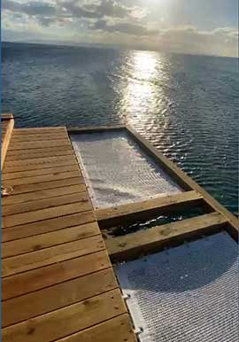 ATN Architectural for a Dock in Haiti